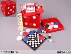 Игровой набор Куб