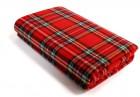 Коврик для пикника Square SY-037 красный 130х150см