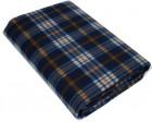 Коврик для пикника Square SY-037 тёмно-синий 130х150см