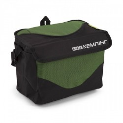 Изотермическая сумка HB5-718 9L зеленая