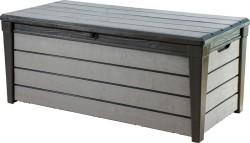 Ящик для хранения Keter Brushwood 455 л, серый