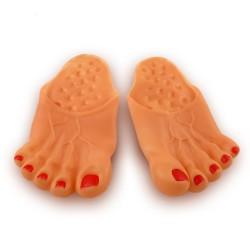 Тапочки Нога человека