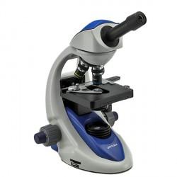 Микроскоп Optika B-191 40x-1600x Mono (920460)
