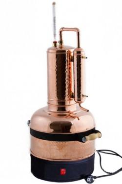 Электрический самогонный аппарат Эней 12 л