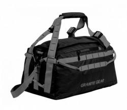 Дорожная сумка-рюкзак Granite Gear Packable Duffel 40 Black/Flint