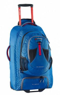 Сумка-рюкзак на колесах Caribee Europa 75 Atlantic Blue