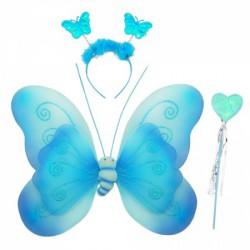 Набор Бабочки большой голубой