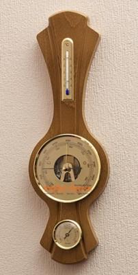 Настенный интерьерный барометр Moller 203261