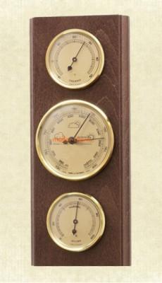 Барометр Moller 203801 с термометром и гигрометром