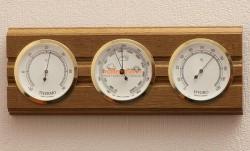 Настенный интерьерный барометр Moller 203976