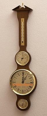 Настенный интерьерный барометр Moller 204903