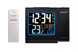 Проекционные часы La Crosse WT552-Black