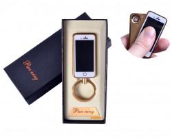 USB зажигалка-брелок IPhone 5s