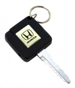 Зажигалка карманная ключ авто HONDA
