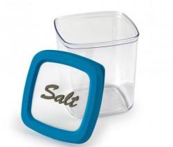 Контейнер для соли, 1,0 л красная крышка