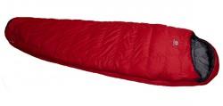 Спальный мешок Sir Joseph Rimo II 1000/170/-13.5°C Red/Anthracite (Left)
