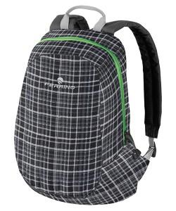 Рюкзак городской Ferrino Axes 15 Tartan Black