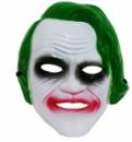 Маска Джокер зеленая