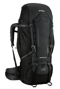 Рюкзак туристический Vango Sherpa 70+10 Shadow Black