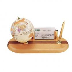 Настольная подставка Глобус настольный с ручкой 0930HDY