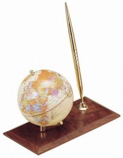 Глобус настольный с ручкой 0910WDN