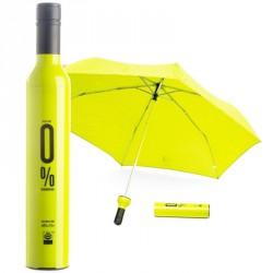 Зонт бутылка желтый