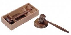 Молоток для Судьи деревянный