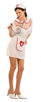 Взрослый костюм Медсестра Секси