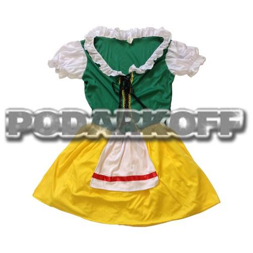 Карнавальный костюм Официантка Октоберфест