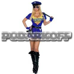 Карнавальный костюм Полицейский женский