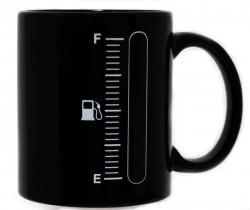Чашка TANK UP черная