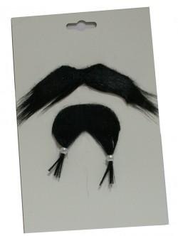 Усы накладные и борода