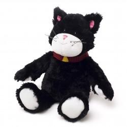 Мягкая игрушка - грелка Кот Черныш