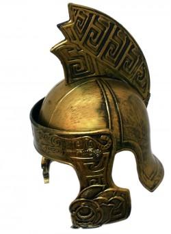 Шлем Ахиллеса золото
