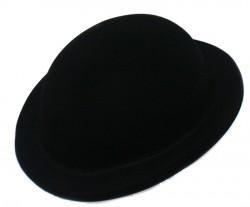 Шляпа детская Котелок флок