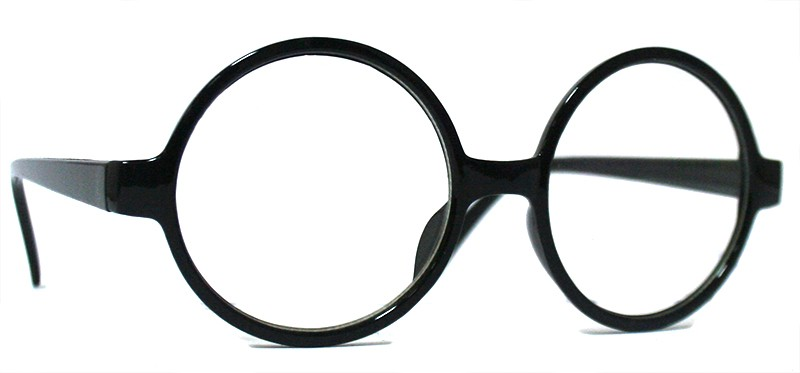 Очки Гарри Поттер пластик