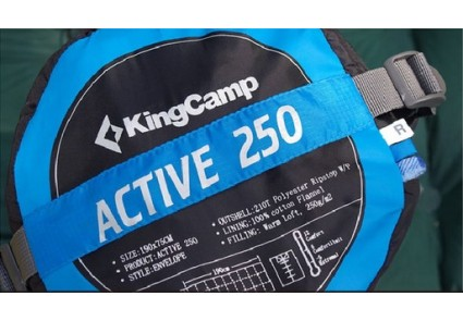 СПАЛЬНИК KINGCAMP ACTIVE 250 KS3103