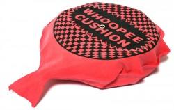 Подушка пердушка 15cм красная