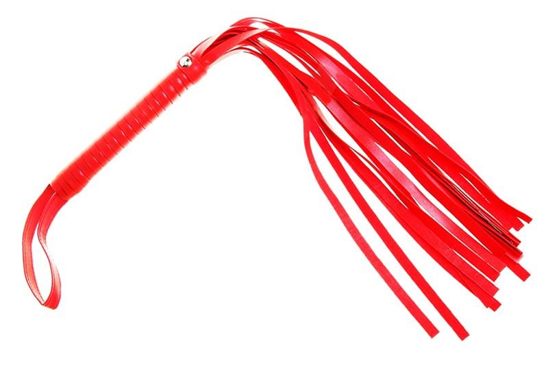 Плетка ласковая красная