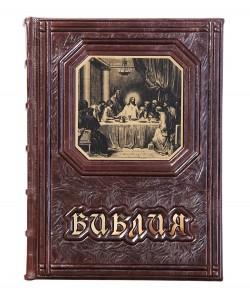 Библия Доре с гравюрой (М1)