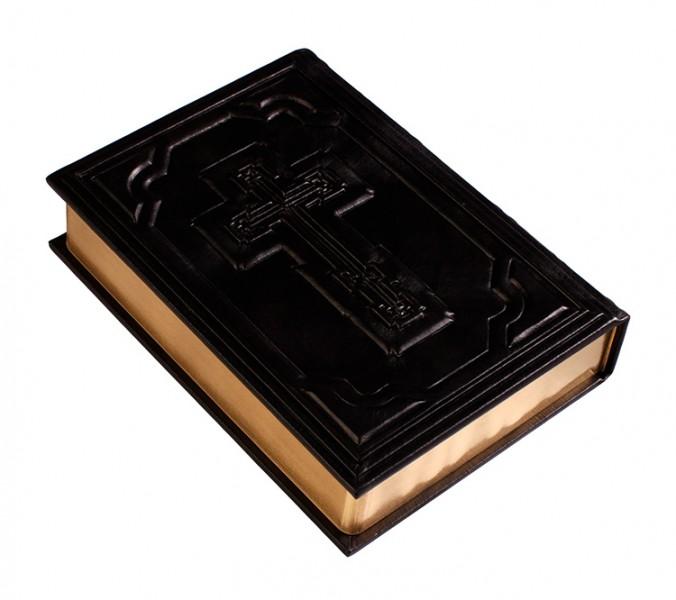 """Библия """"Златая"""" с иконой (М2)"""