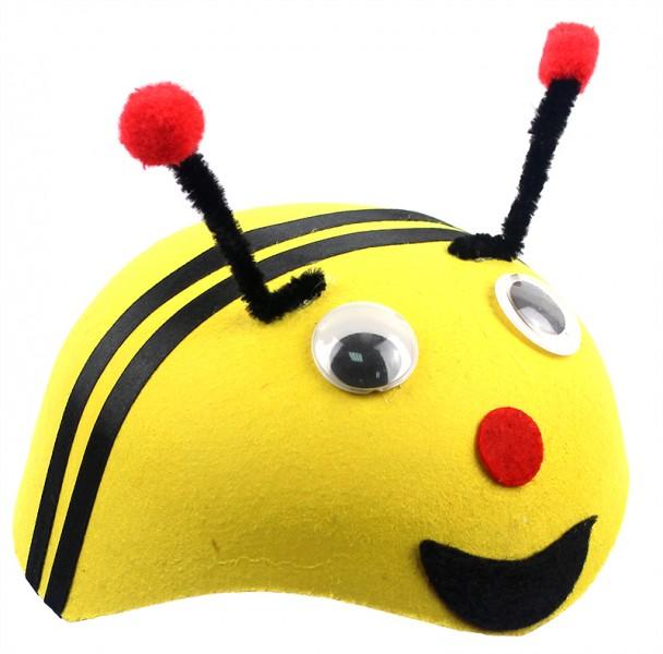Детская шляпа Пчелки
