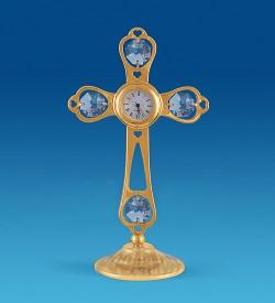 """Фигурка с часами """"Крест"""""""