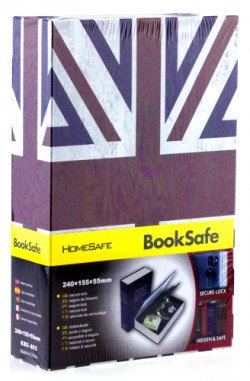 Книга сейф Англия
