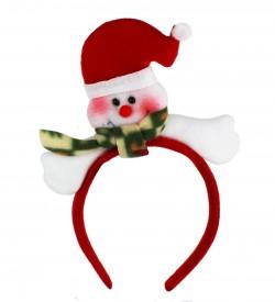 Снеговик на ободке