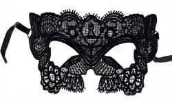Кружевная маска Леди