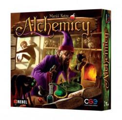 Алхимики (Alchemists)