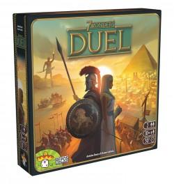 7 Чудес: Дуэль (7 Wonders: Duel) (рус.)