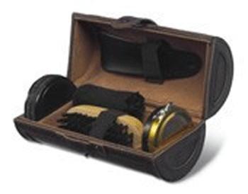 Цилиндрический набор для чистки обуви CrisMa 63231