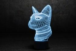 """Ночник 3D """"Кошечка"""""""
